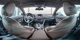 Интерьер салона BMW 4-серии